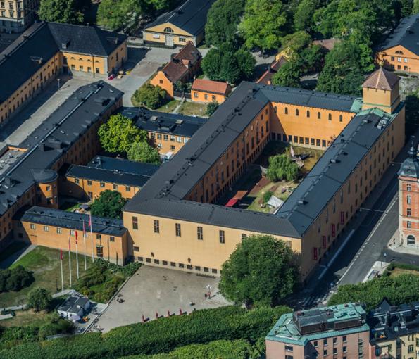 Svenskar alskar sina museer sa in i norden