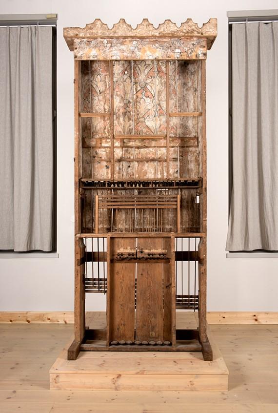 Orgel från Norrlanda